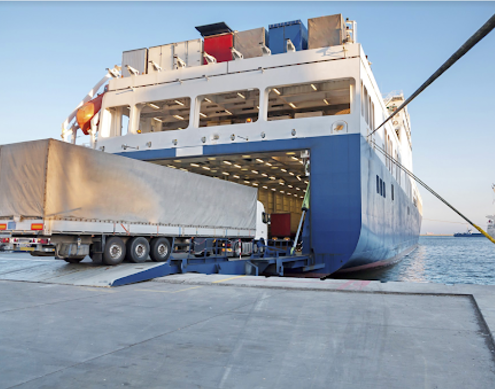 Improve Intermodal Terminal Throughput & Cargo Tracking with Container Number Scanning