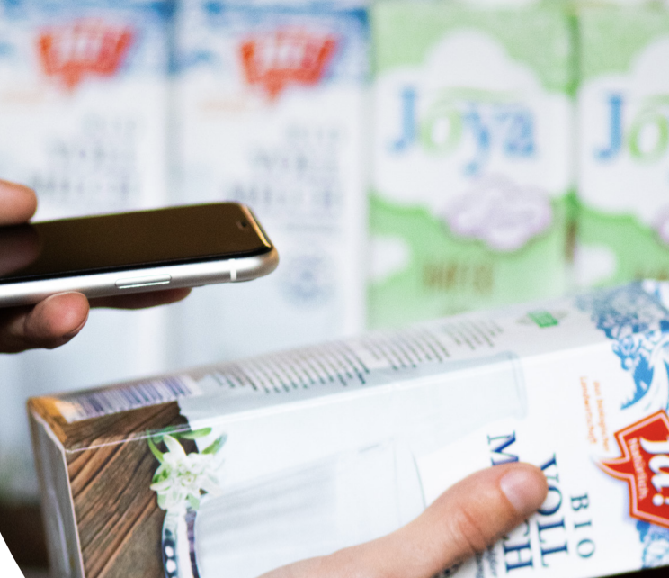 Scan expiry date and price tag with Anyline