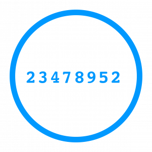 Tire identification number